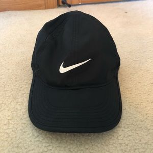 Black Dri-Fit Nike Women's Hat